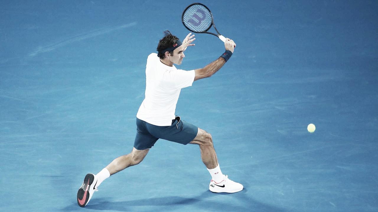 Tricampeão, Federer vence estreia complicada contra Albot e vai à terceira rodada em Miami