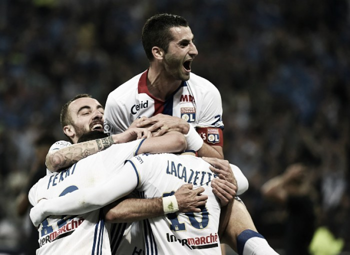 Lyon aplica goleada histórica no Monaco e garante vice da Ligue 1