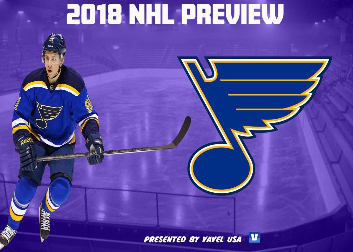 St. Louis Blues: 2018/19 NHL season preview