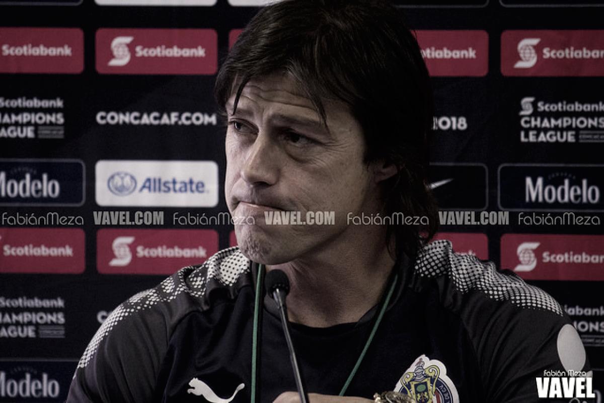 """Matías Almeyda: """"No estamos para pretextos, tenemos que ganar"""""""