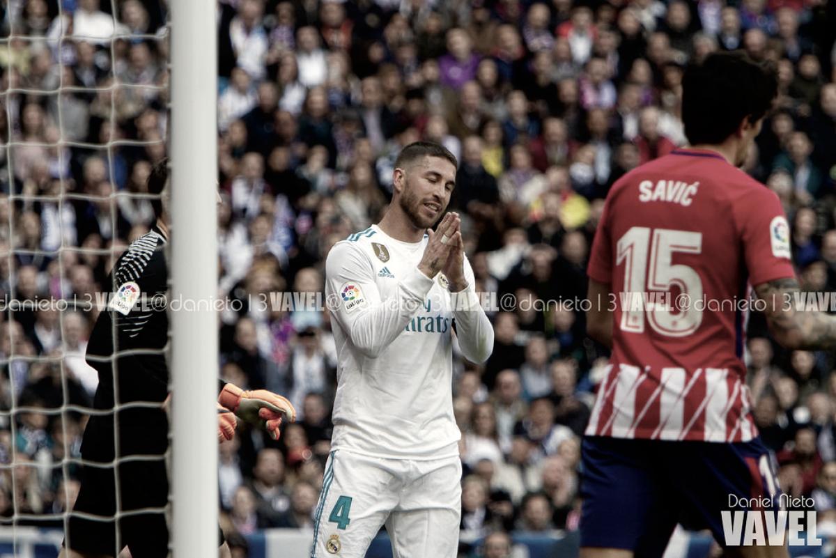 """Ramos: """"Tiene que existir el respeto y no magnificar los pasillos"""""""