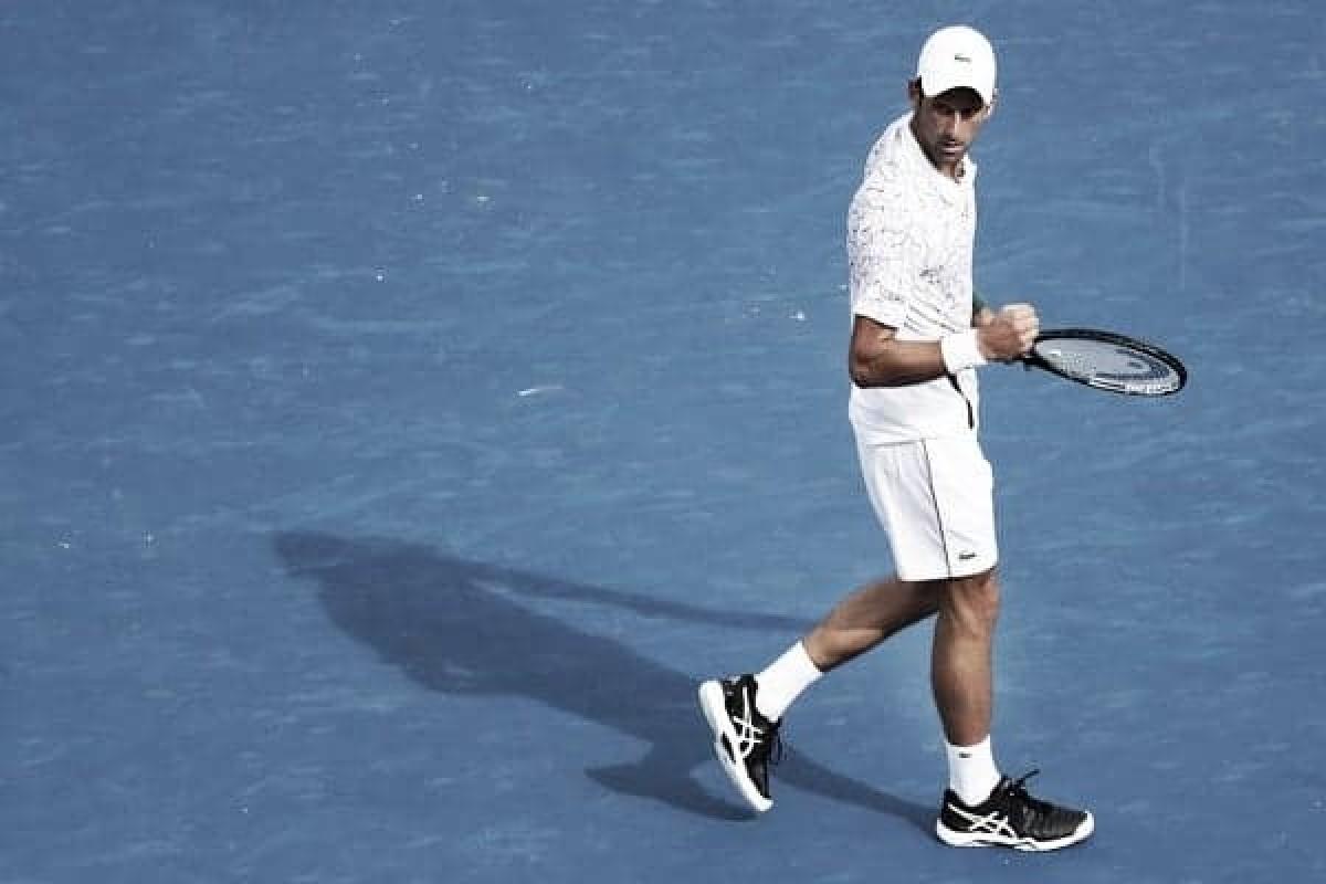 Deportes: Djokovic vuelve a la final de Cincinnati