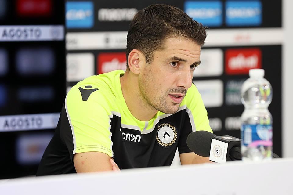 """Udinese - Velazquez: """"Siamo stati superiori all'Empoli, sono a posto con la coscienza"""