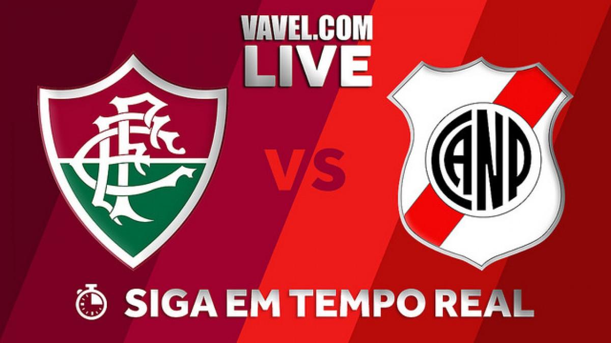 Resultado Nacional de Potosí x Fluminense pela Copa Sul-Americana 2018 (2-0)