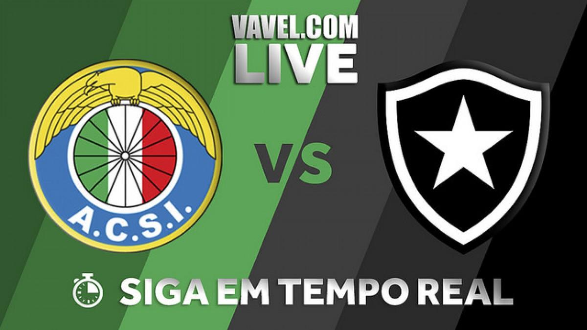 Resultado e gols de Botafogo x Audax Italiano pela Copa Sul-Americana (1-1)