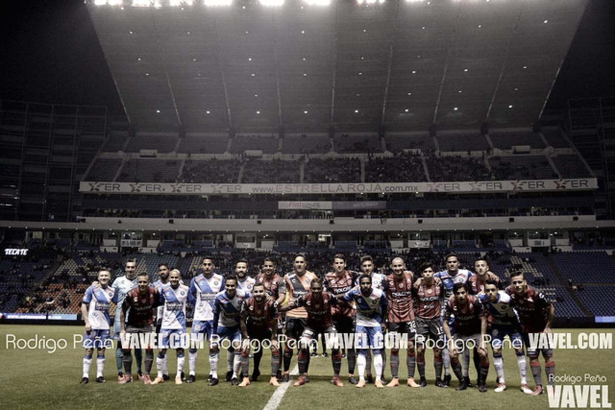 Puebla 1-1 Necaxa: puntuaciones del Necaxa, jornada 9 Clausura 2018