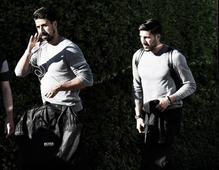 """Khedira elogia compatriota Emre Can, alvo da Juventus: """"Tentaria trazê-lo"""""""