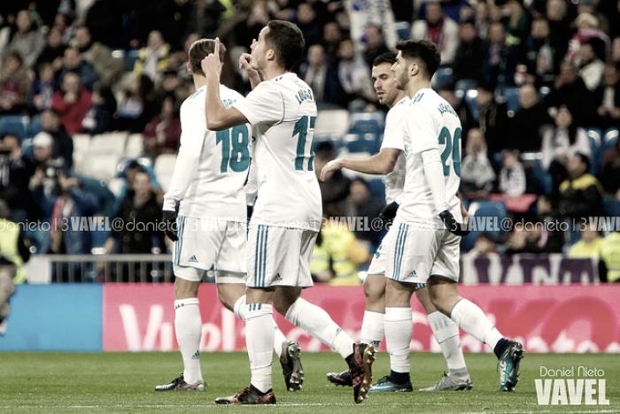 La contracrónica del Real Madrid: goles, empate y poco más
