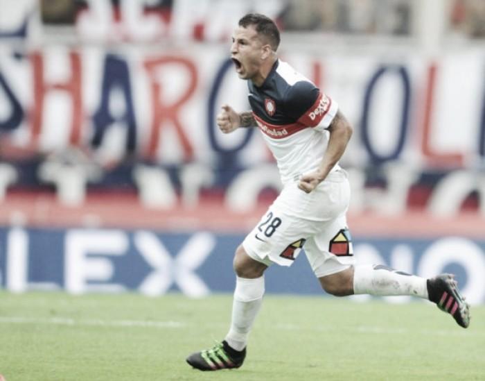 """Franco Mussis: """"Buscaba un gol así para mi confianza"""""""