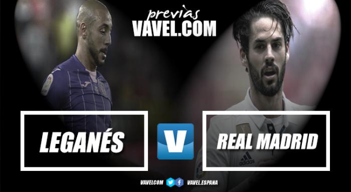 Previa CD Leganés - Real Madrid: una obligación ante un sueño