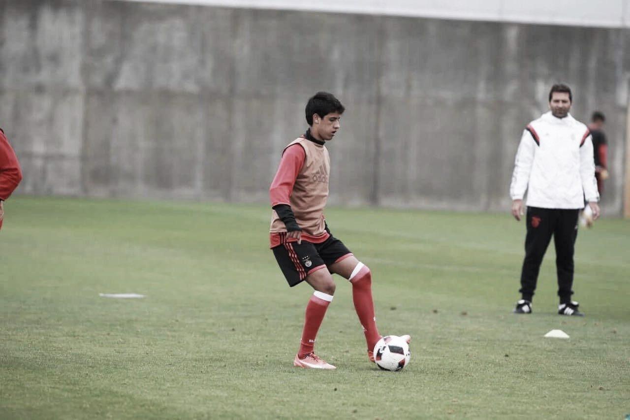 Depois de grave lesão, Alisson, joia da base do Juventus, projeta retorno aos gramados
