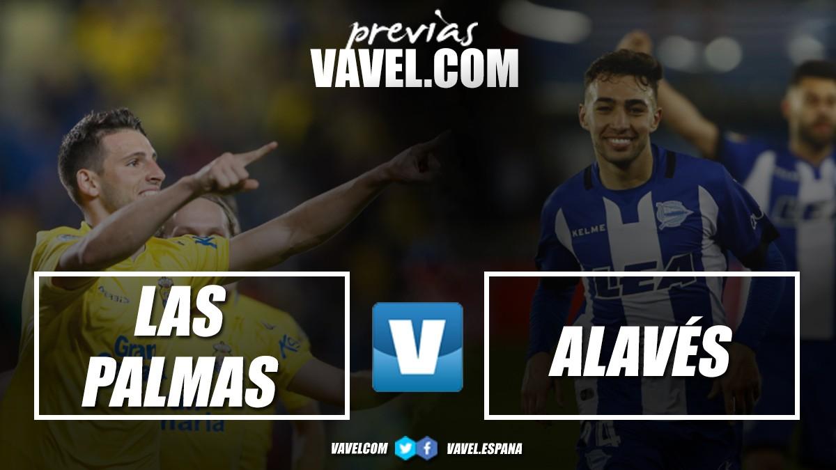 Previa Las Palmas-Alavés: ¿El partido de la sentencia?
