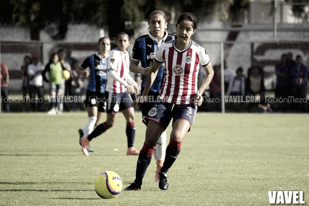 """Miriam García: """"Las cosas este torneo no se han dado"""""""
