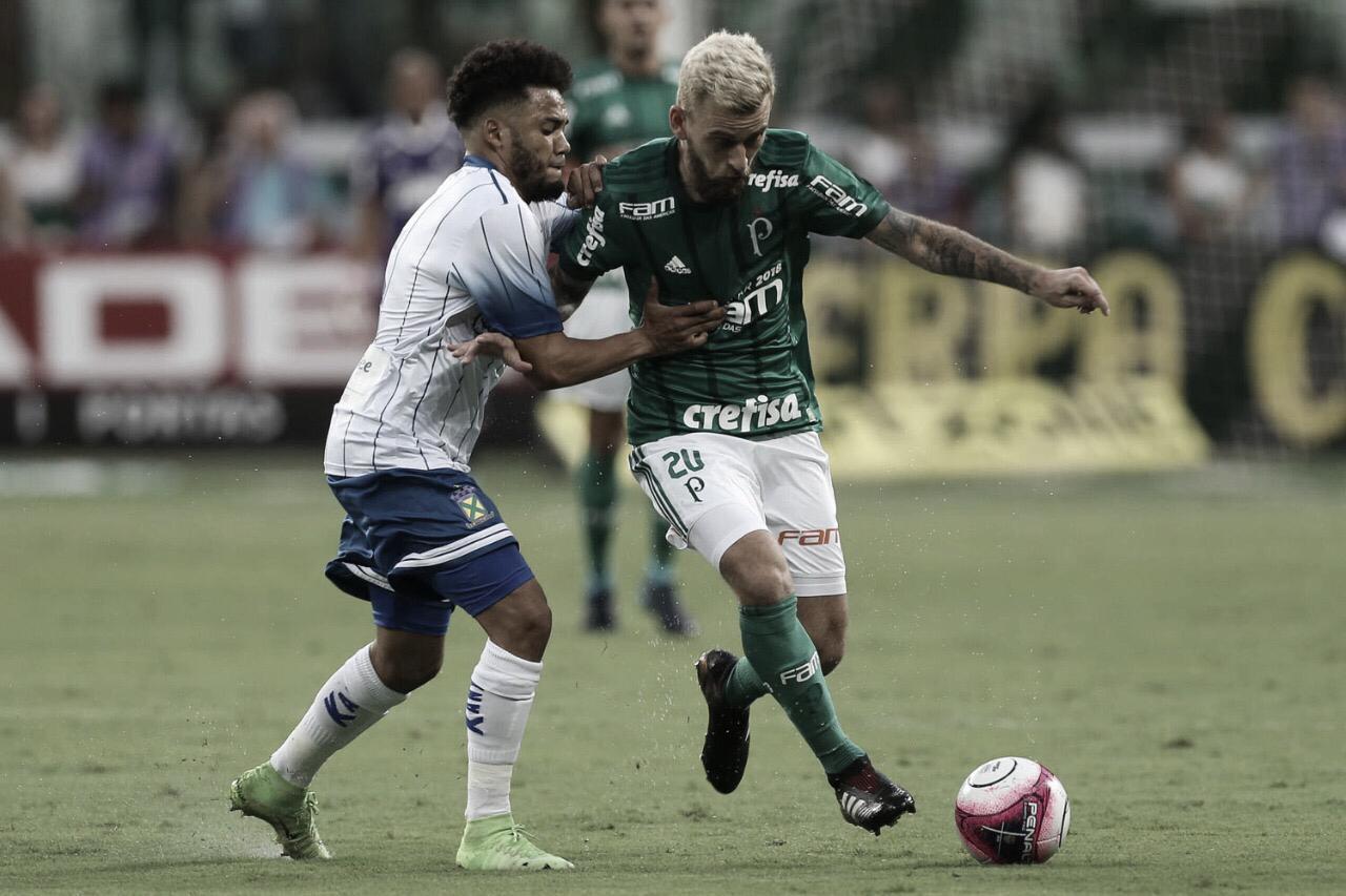 Palmeiras e Santo André se enfrentam em busca de vaga nas semifinais do Paulistão