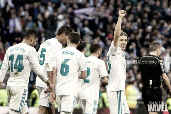 Modric llevaba casi 500 días sin marcar en La Liga