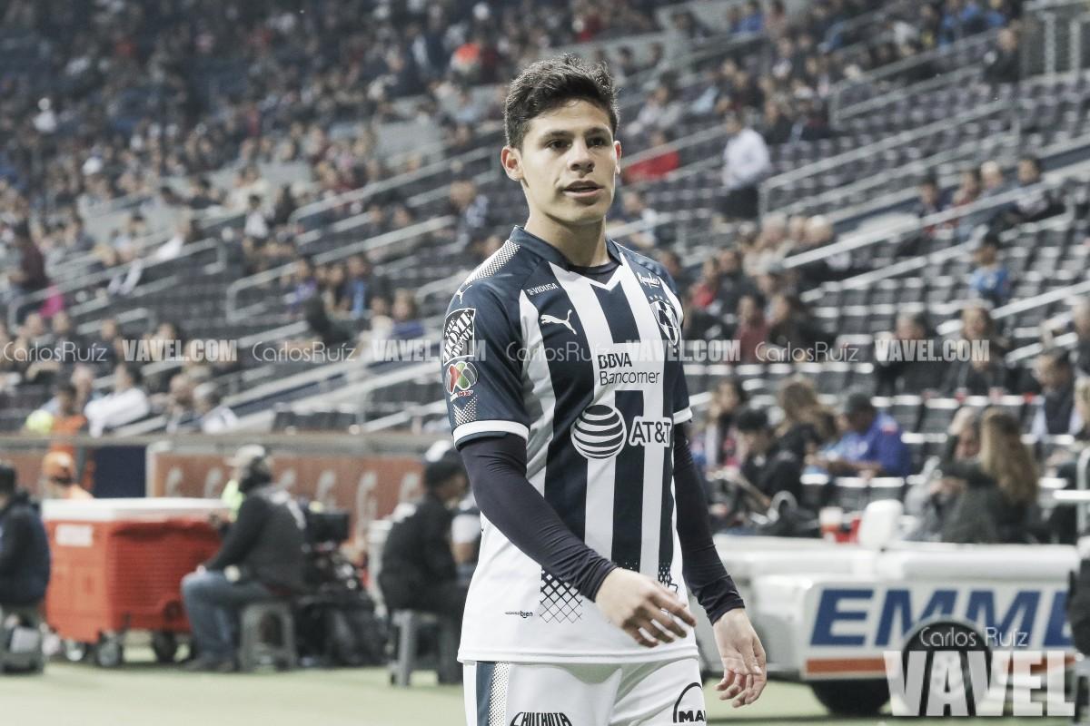 Espera Alfonso González que su lesión no sea de gravedad