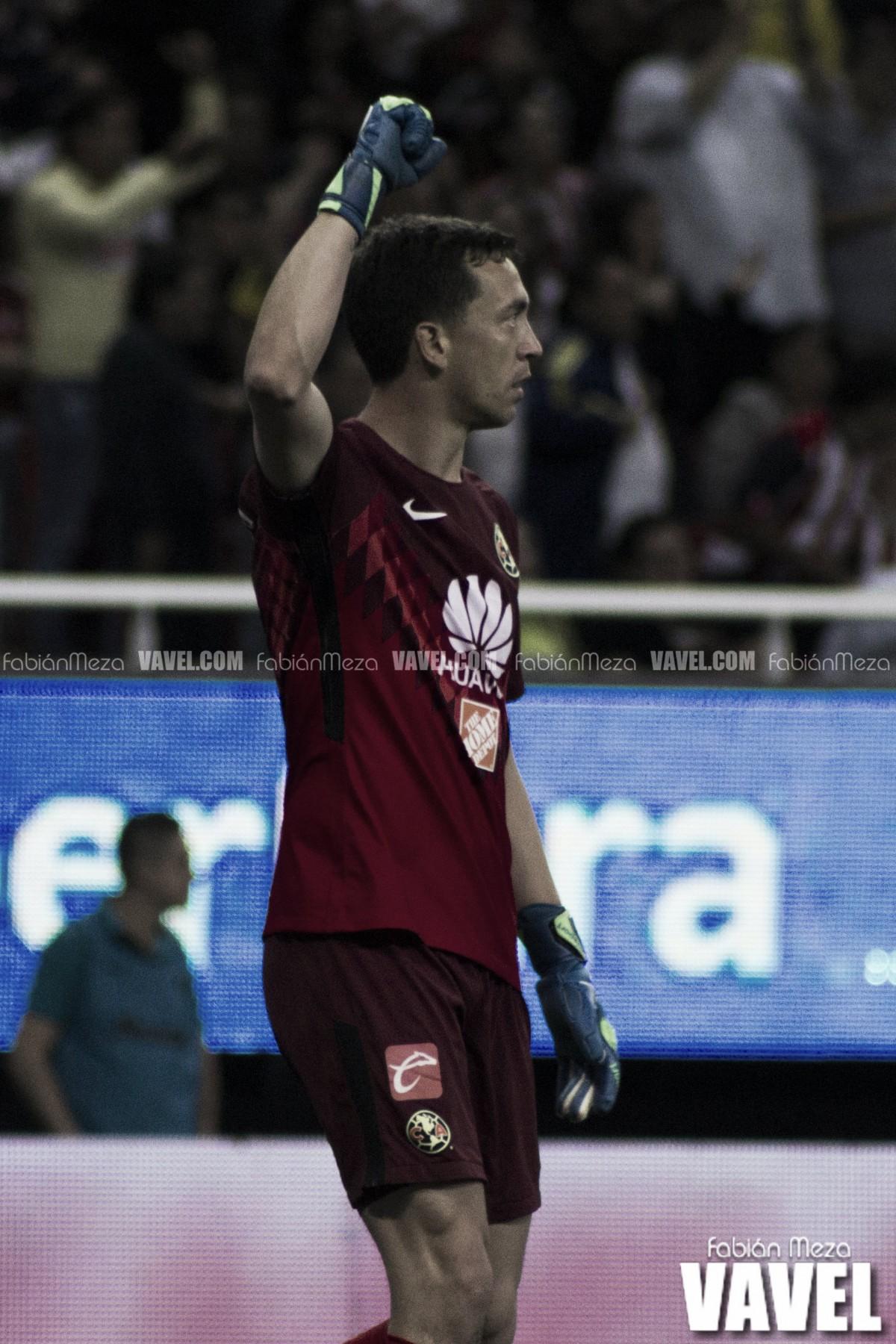 """Agustín Marchesín: """"Me rompo el alma cada fin de semana para poder estar en la Selección"""""""