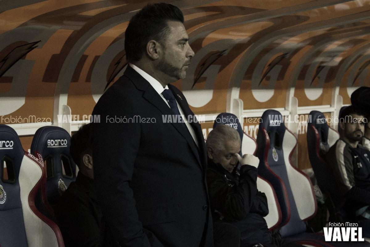 """Antonio Mohamed: """"Futbolísticamente tocamos el piso y es momento de salir para arriba"""""""