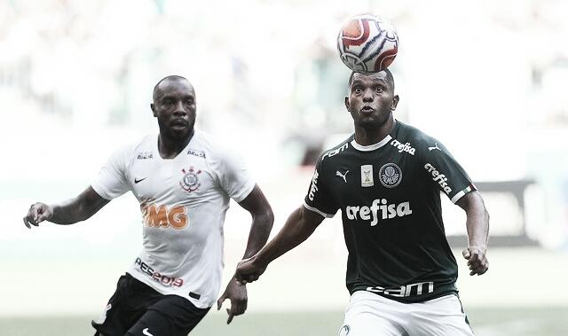 Equilíbrio no confronto marca clássico entre Corinthians e Palmeiraspelo Brasileirão