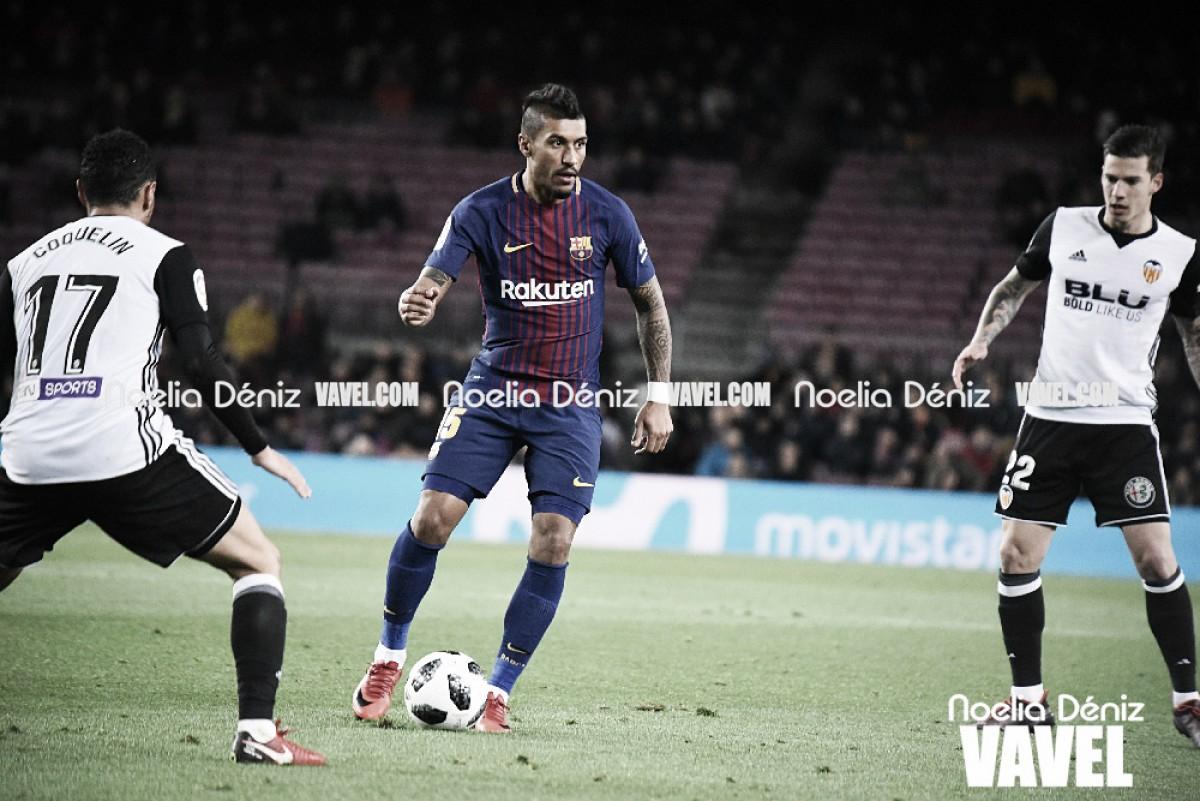 Resultado Barcelona x Valencia pelo Campeonato Espanhol 2018 (2-1)