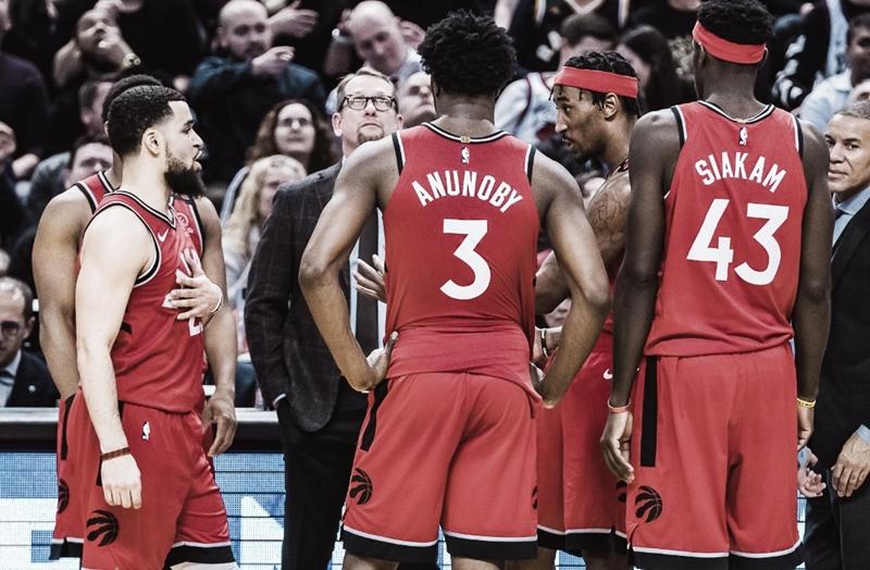 Toronto Raptors chega a 15° vitória na NBA e estabelece recorde entre equipes do Canadá
