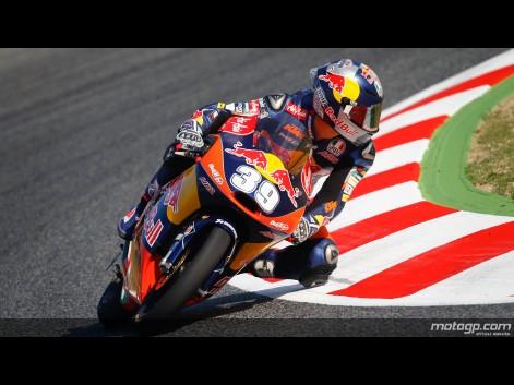 Moto 3 : Des Espagnols aux cinq premières places