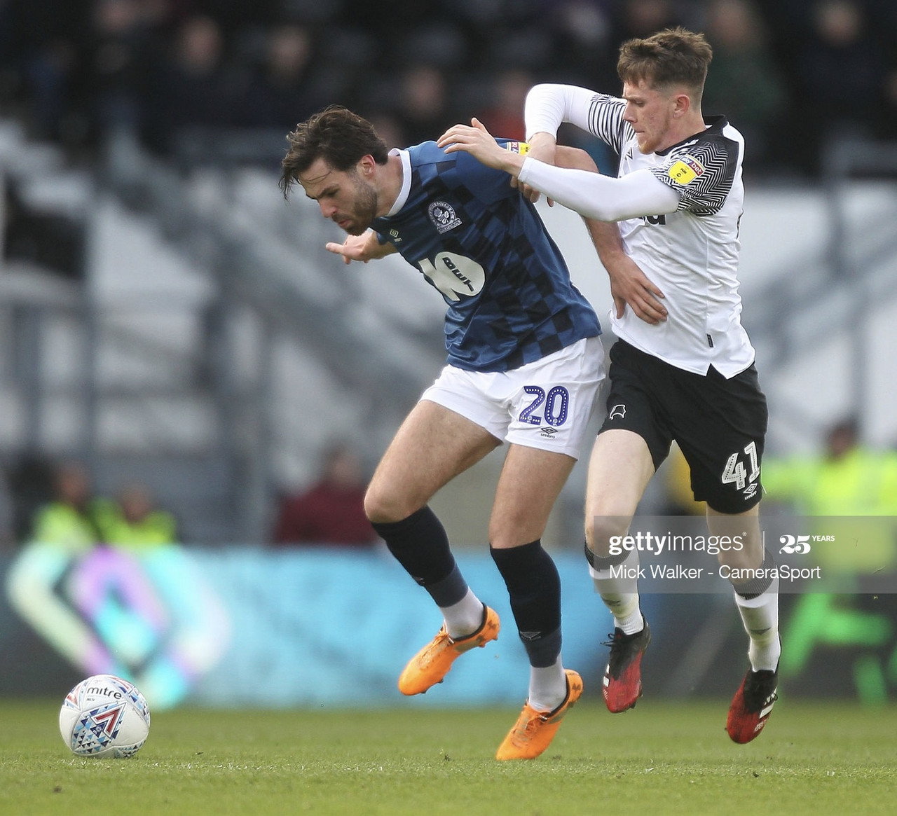 Derby County vs Blackburn Rovers Preview: How to watch, kick-off time, team news, predicted lineups and ones to watch
