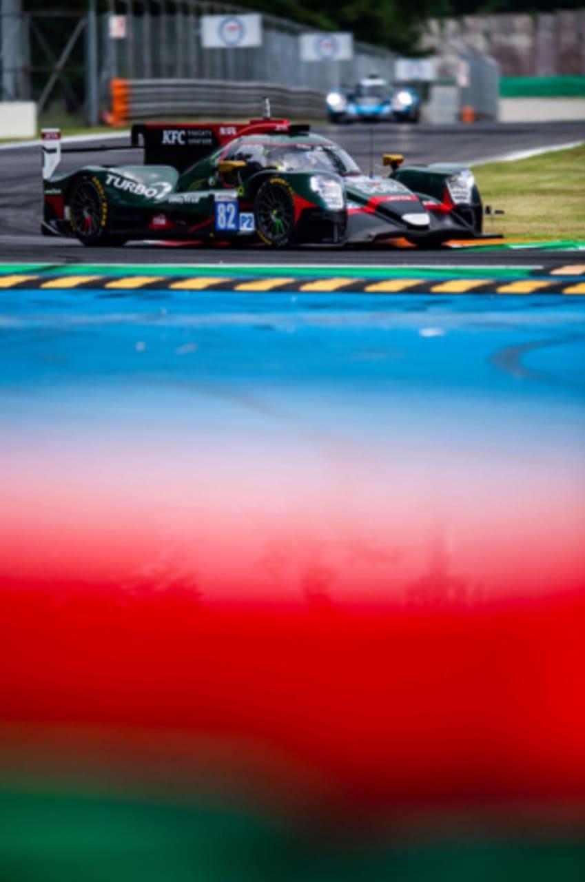 Sean Gelael Ikut Balapan Di ELMS Monza