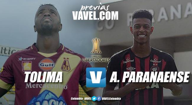 Previa Deportes Tolima vs Atlético Paranaense: el 'Pijao' quiere imponer respeto ante un campeón