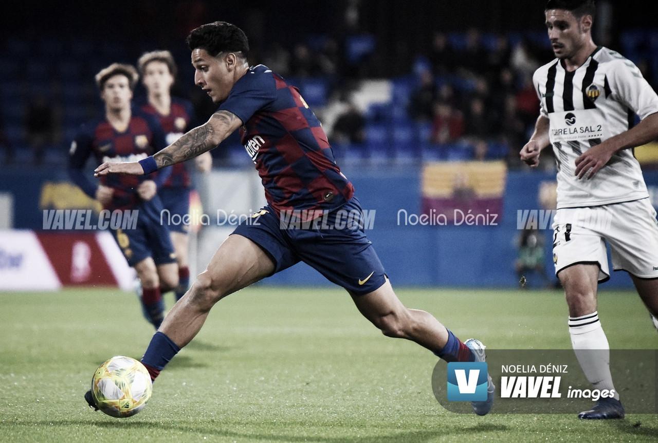 Previa FC Barcelona B-RCD Espanyol B: duelo incesante con vistas a los playoffs