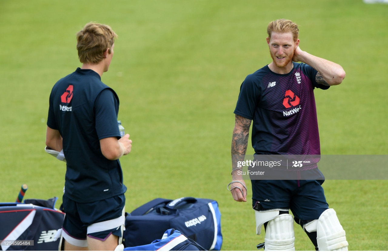 Stokes relishing cricket's return