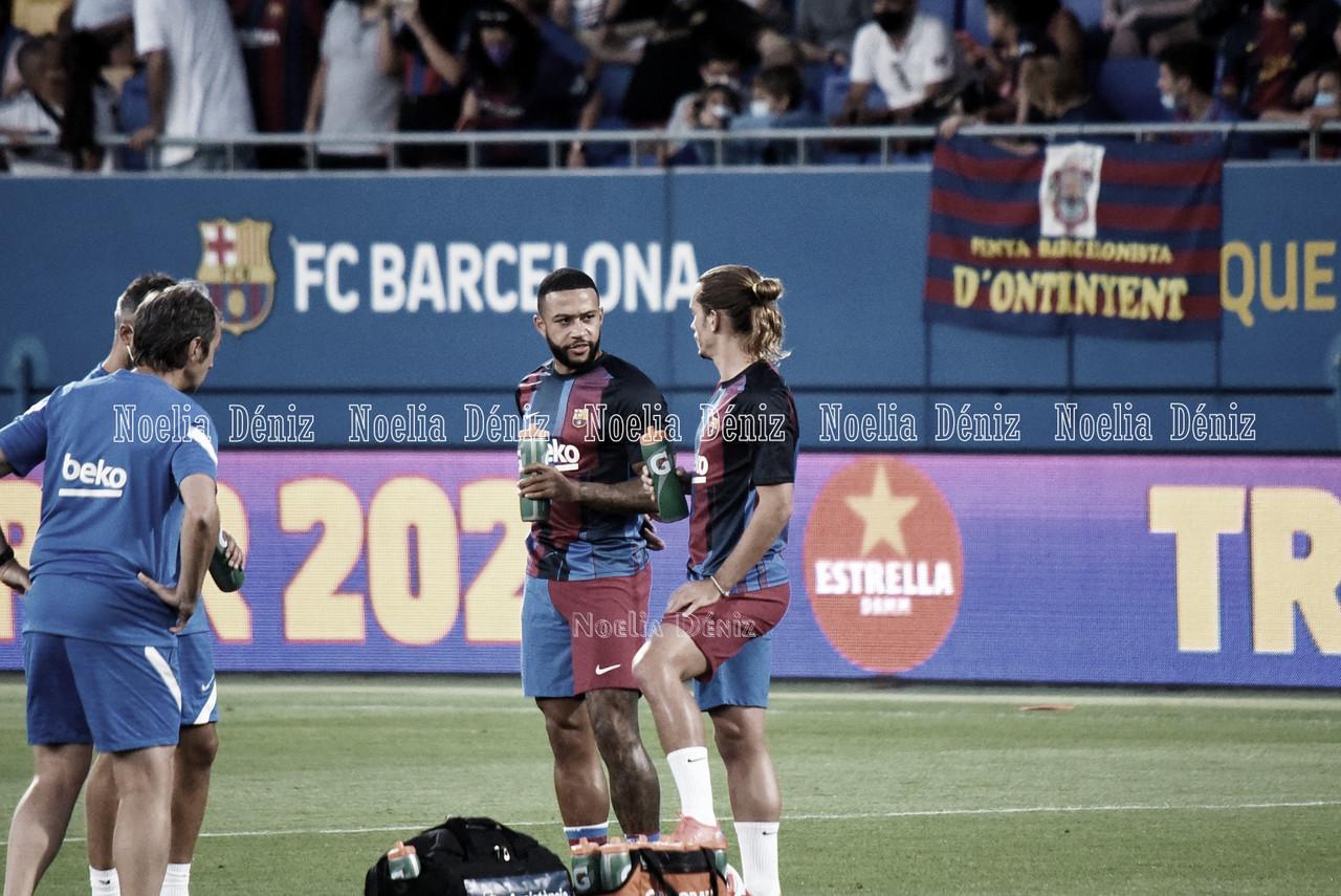 Convocatoria del FC Barcelona vs Athletic Club de Bilbao