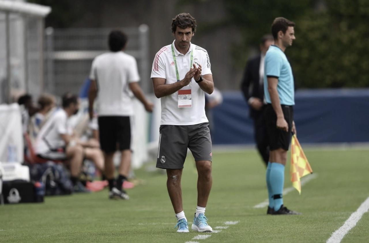 """Raúl González:""""El Inter de Milán es un equipo muy físico, será un gran partido"""""""