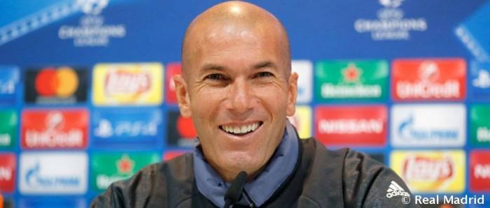 """Zidane: """"Hay que estar concentrados en cada partido"""""""
