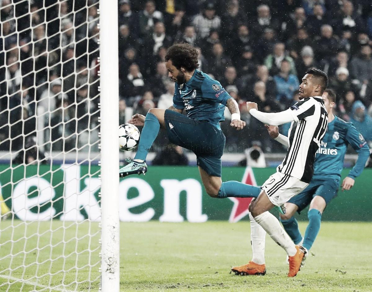 Marcelo vuelve a ver puerta en la Champions