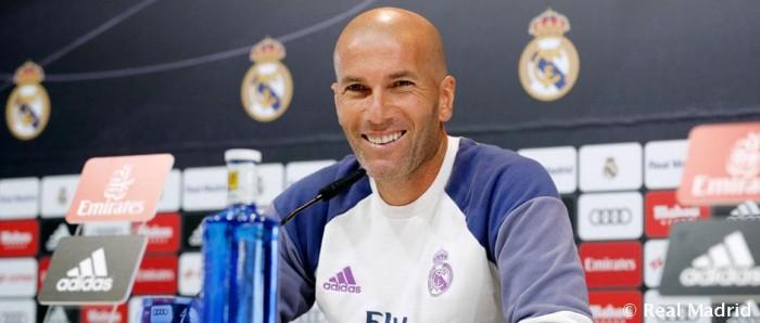 """Zidane: """"No me sorprenden los números del Celta, va a ser otro partido complicado"""""""
