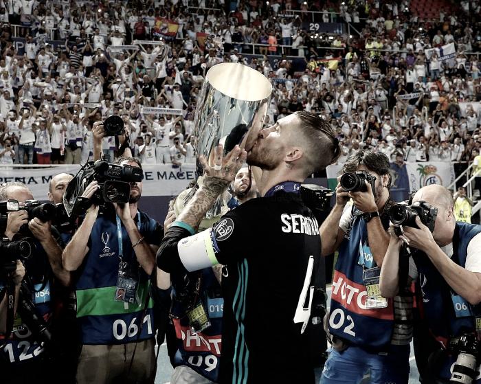 """Sergio Ramos: """"Se impuso el fútbol, el buen juego y el sacrificio"""""""