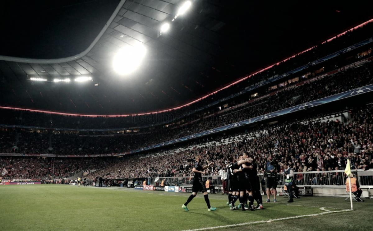 El Real Madrid prepara el partido de Champions