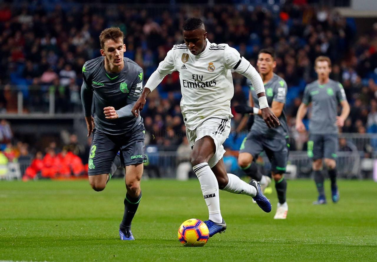 Muchas ocasiones, poco fútbol y derrota, lo único bueno: Vinicius