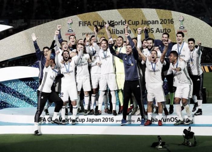 El Real Madrid busca el segundo Mundial de Clubes consecutivo