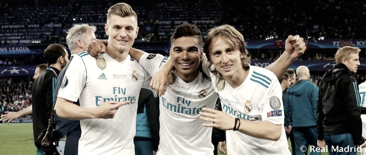 Resumen de la temporada Real Madrid: la sala de máquinas merengue con luces y sombras