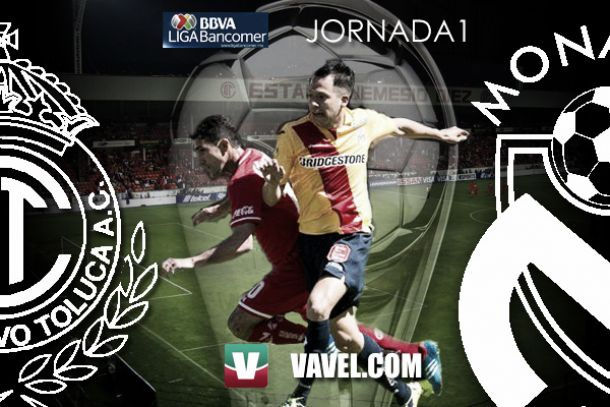 Resultado Toluca - Monarcas (0-0)