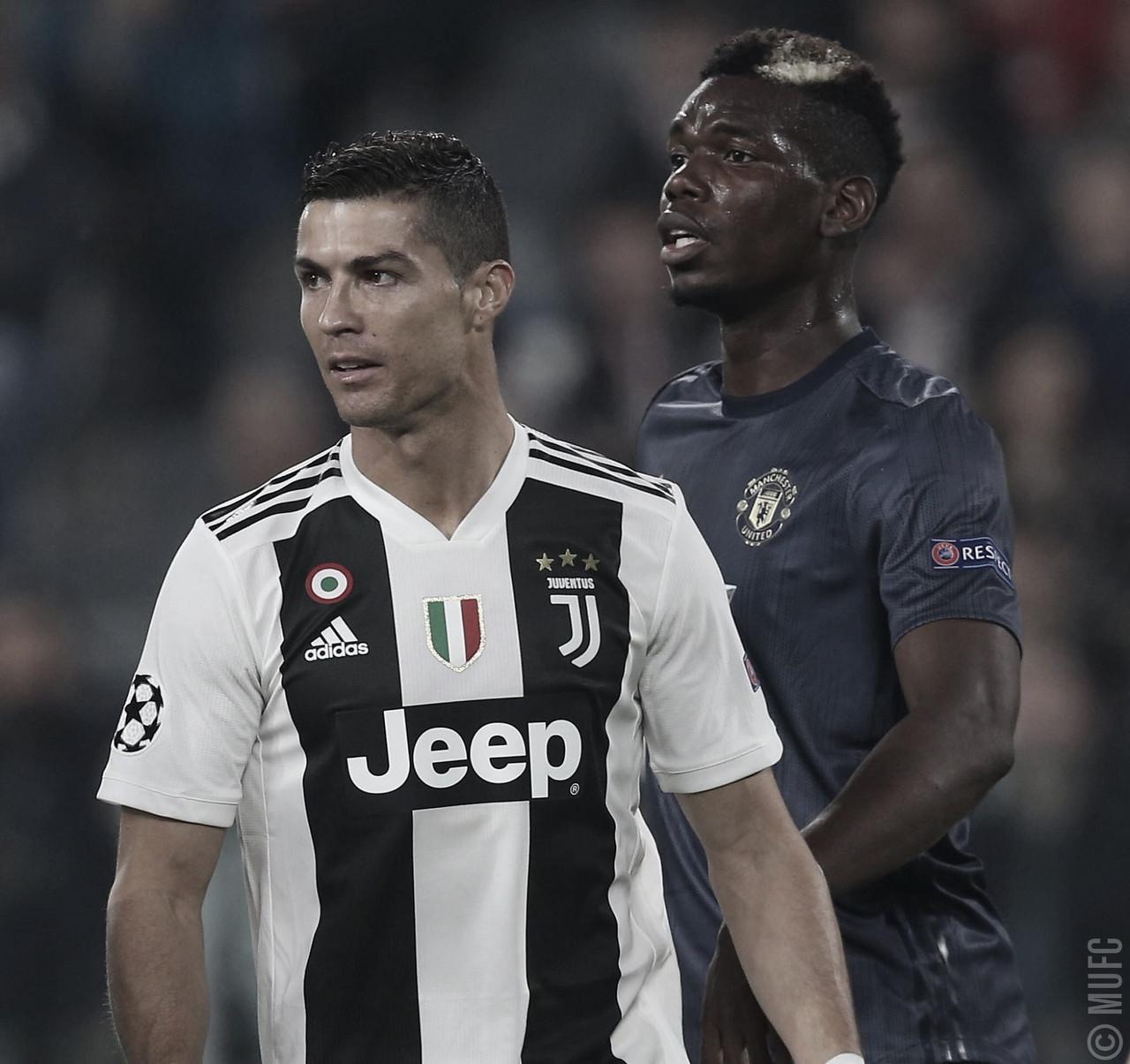 Com gol contra, Manchester United bate Juventus fora de casa