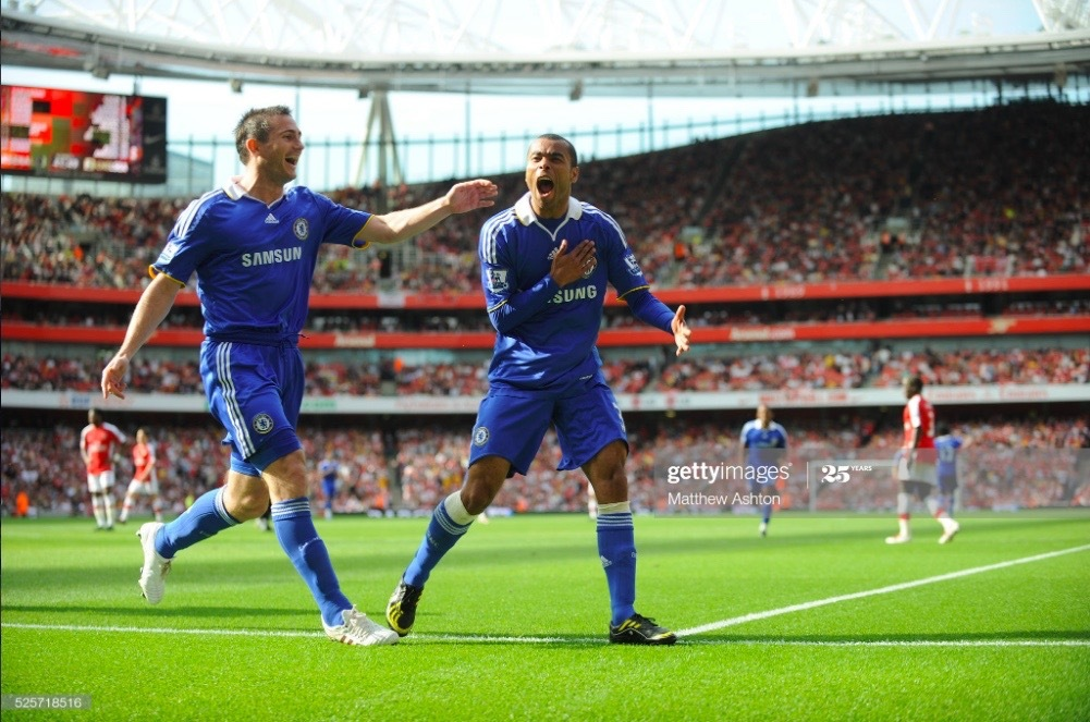 On This Day: Chelsea stun Arsenal 4-1 in Emirates rout