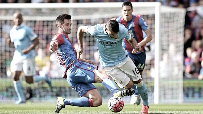 Manchester City vs Crystal Palace en vivo online en ...