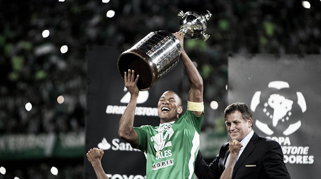 Alexis Henríquez, un capitán 'libertador' que no seguirá en Atlético Nacional