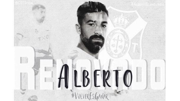 Alberto Jiménez, hasta 2023