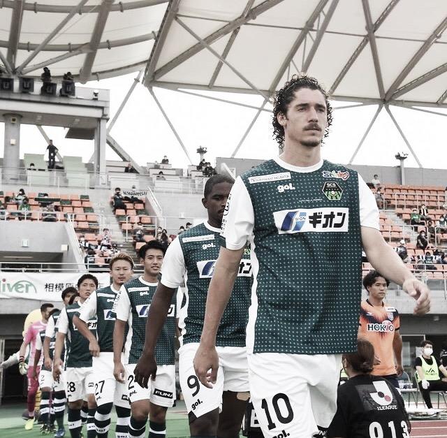 #EntrevistaVAVEL: atacante Rômulo Cabral celebra grande fase no futebol japonês