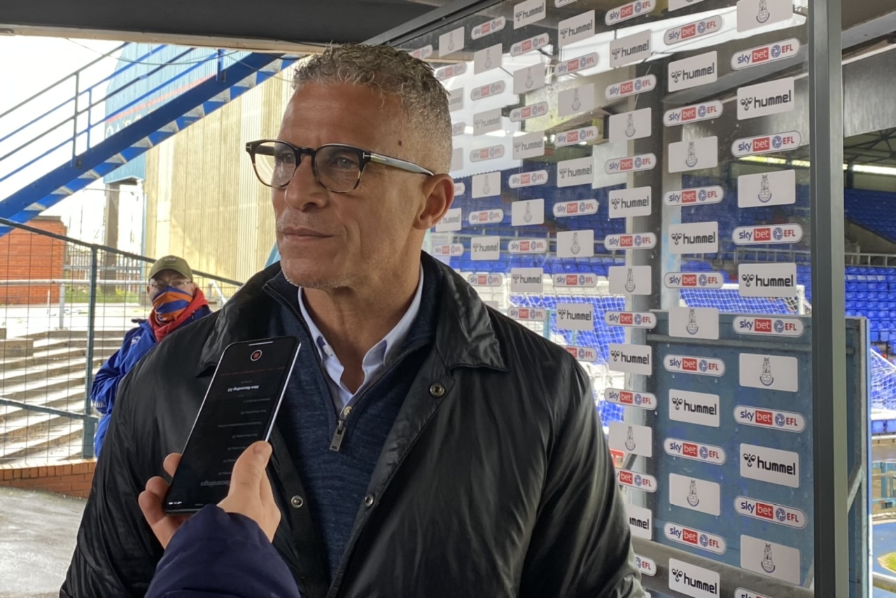 """Keith Curle: """"The dressing room is consistently letting the football club down"""""""