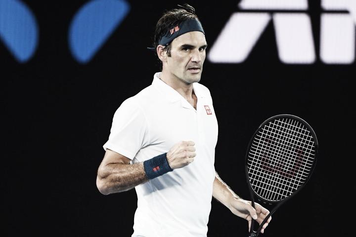 Federer avança às oitavas do Australian Open ao vencer Fritz com facilidade